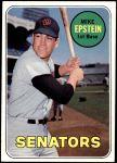 1969 Topps #461 YN Mike Epstein  Front Thumbnail