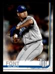 2019 Topps #429  Wilmer Font   Front Thumbnail