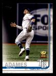 2019 Topps #562  Willy Adames   Front Thumbnail