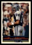1996 Topps #358  Jay Novacek  Front Thumbnail