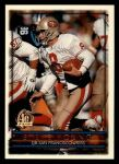 1996 Topps #370  Steve Young  Front Thumbnail