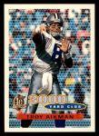 1996 Topps #383   -  Troy Aikman 3000 Yard Club Front Thumbnail
