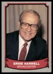 1989 Pacific Legends #172  Ernie Harwell  Front Thumbnail