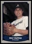 1989 Pacific Legends #204  Milt Pappas  Front Thumbnail
