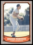 1988 Pacific Legends #3  Brooks Robinson  Front Thumbnail