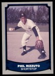 1988 Pacific Legends #10  Phil Rizzuto  Front Thumbnail