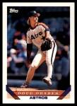 1993 Topps Traded #94 T Doug Drabek  Front Thumbnail