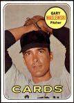 1969 Topps #438  Gary Waslewski  Front Thumbnail