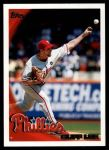 2010 Topps #132  Cliff Lee  Front Thumbnail