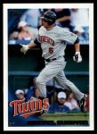 2010 Topps #537  Michael Cuddyer  Front Thumbnail