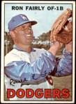 1967 Topps #94  Ron Fairly  Front Thumbnail