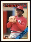 1988 Topps #260  Vince Coleman  Front Thumbnail