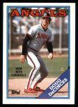 1988 Topps #446  Doug DeCinces  Front Thumbnail