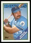 1988 Topps #638  Steve Balboni  Front Thumbnail