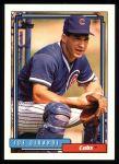 1992 Topps #529  Joe Girardi  Front Thumbnail