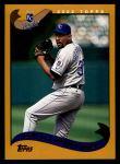 2002 Topps #544  Roberto Hernandez  Front Thumbnail