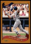 2002 Topps #600  Mark McGwire  Front Thumbnail