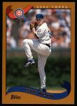 2002 Topps #430  Kerry Wood  Front Thumbnail