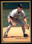 1999 Topps #398  Wade Boggs  Front Thumbnail