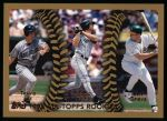 1999 Topps #457   -  Travis Lee / Todd Helton / Ben Grieve All- Rookies Front Thumbnail