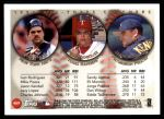 1999 Topps #459   -  Mike Piazza / Ivan Rodriguez / Jason Kendall All- C Back Thumbnail