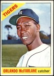 1966 Topps #569  Orlando McFarlane  Front Thumbnail