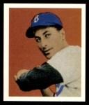 1949 Bowman REPRINT #70  Carl Furillo  Front Thumbnail