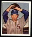 1950 Bowman REPRINT #5  Bob Kuzava  Front Thumbnail