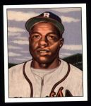 1950 Bowman REPRINT #248  Sam Jethroe  Front Thumbnail