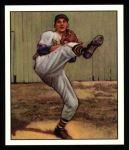 1950 Bowman REPRINT #19  Warren Spahn  Front Thumbnail