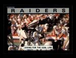 1985 Topps #281   -  Marcus Allen / Todd Christensen / Mike Haynes / Bill Pickel / Vann McElroy Raiders Leaders Front Thumbnail