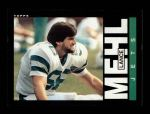 1985 Topps #345  Lance Mehl  Front Thumbnail