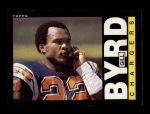 1985 Topps #369  Gill Byrd  Front Thumbnail