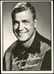 1961 Topps CFL #38  Roger Nelson  Front Thumbnail