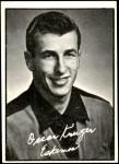 1961 Topps CFL #36  Oscar Kruger  Front Thumbnail