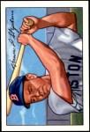 1952 Bowman REPRINT #9  Vern Stephens  Front Thumbnail