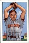 1952 Bowman REPRINT #29  Ned Garver  Front Thumbnail