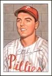 1952 Bowman REPRINT #184  Curt Simmons  Front Thumbnail
