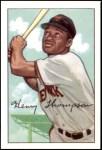 1952 Bowman REPRINT #249  Hank Thompson  Front Thumbnail