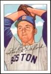 1952 Bowman REPRINT #250  Ivan Delock  Front Thumbnail