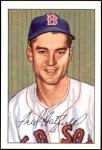 1952 Bowman REPRINT #153  Fred Hatfield  Front Thumbnail