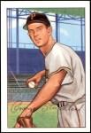 1952 Bowman REPRINT #207  George Strickland  Front Thumbnail