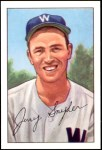 1952 Bowman REPRINT #246  Jerry Snyder  Front Thumbnail