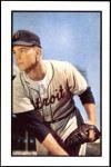 1953 Bowman REPRINT #4  Art Houtteman  Front Thumbnail