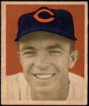 1949 Bowman #81  Virgil Stallcup  Front Thumbnail