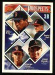 1994 Topps #369  Luis Ortiz / David Bell / George Arias / Jason Giambi  Front Thumbnail