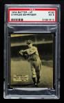 1934 Batter Up #130  Charley Gehringer   Front Thumbnail