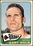 1965 Topps #287  Gary Kolb  Front Thumbnail