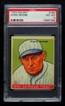 1933 Goudey #180  Eddie Moore  Front Thumbnail