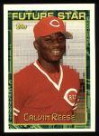 1994 Topps #278  Pokey Reese  Front Thumbnail